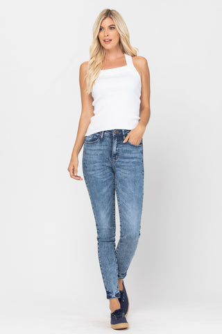 Judy Blue Acid Wash Jeans - M & H