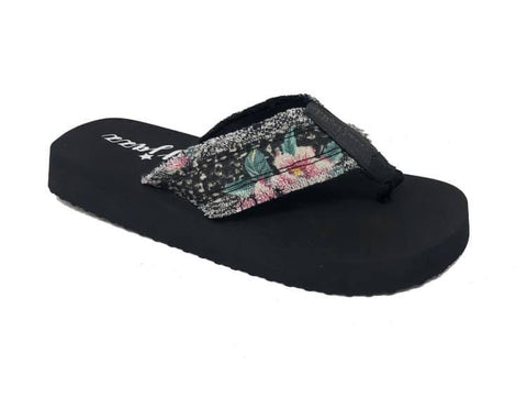 GJAZZ Flip Flop in Beach Floral - M & H