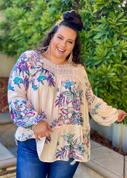 Attention to Detail Tunic Top