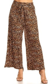 Dress Me Up or Down Cheetah Pants - M and H