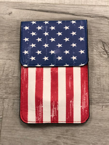 Stars and Stripes Cell Phone Crossbody