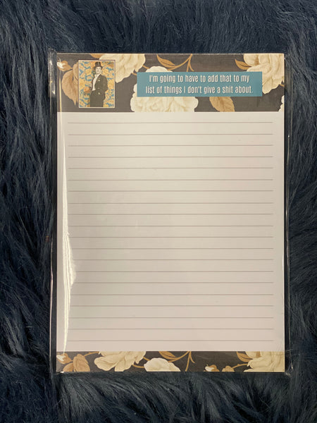 Naughty Notepads