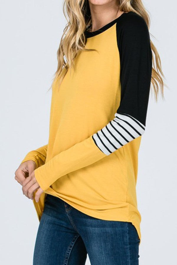 Mustard Reglan High/Low Top
