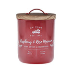 Raspberry & Rose Macaron DW Home Candle - M and H