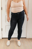 Ready For The Weather Therma Black Jeans-Size 7 & 16W Only - M & H