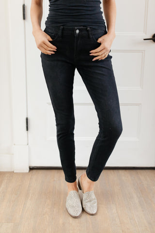 Ready For The Weather Therma Black Jeans