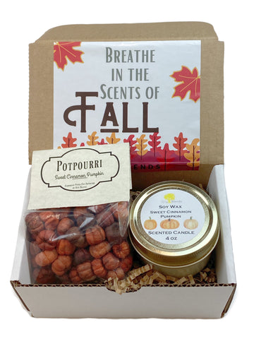 Sweet Cinnamon Gift Set
