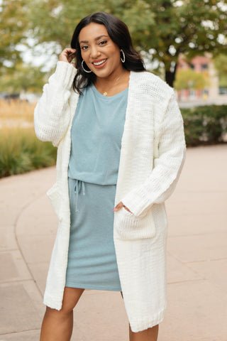 The Cozy Cardigan - M & H