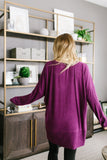 Amethyst Tunic Top