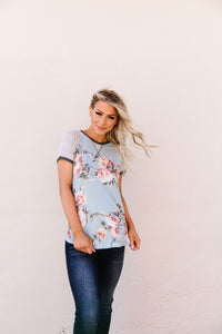 Garden Untamed Top-M&H