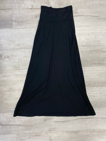 Azules Black Maxi Skirt - M and H