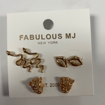 Fabulous MJ Earring Mix - M & H