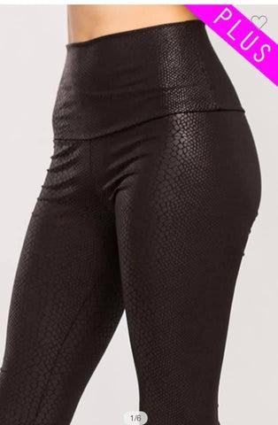 Cherish High Waisted Leggings