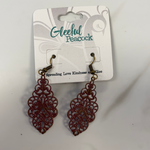 Lace Detail Earrings - M & H