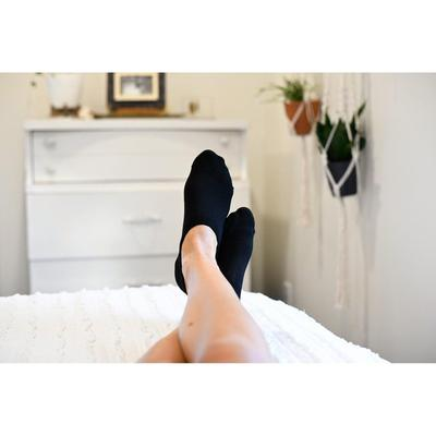 Low Cut Bamboo Ankle Socks - M & H