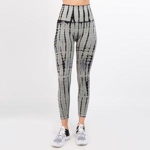 Yelete Tie Dye Athletic Leggings