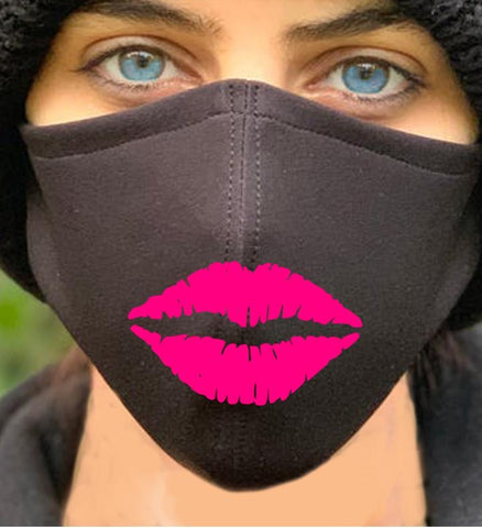 Adult Lips Mask
