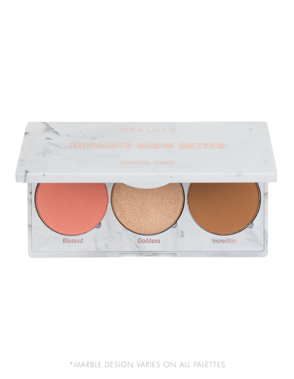 Ultimate Glow Getter Cheek Trio - M & H