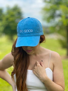 """Do Good"" Adjustable Hat Pre-order"