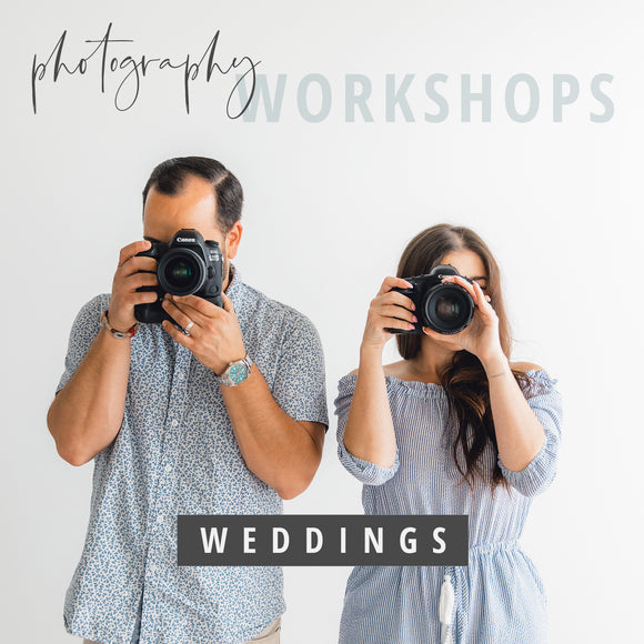 Wedding Photography Workshop