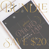 iPhone Photo Lab- Mom Edition with the Back to the Basics Preset Pack- $20 off!!!