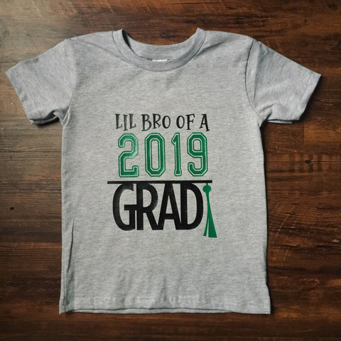 YOUTH SIBLING OF THE GRAD T-SHIRT