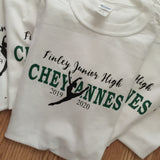 DANCE TEAM T-SHIRT
