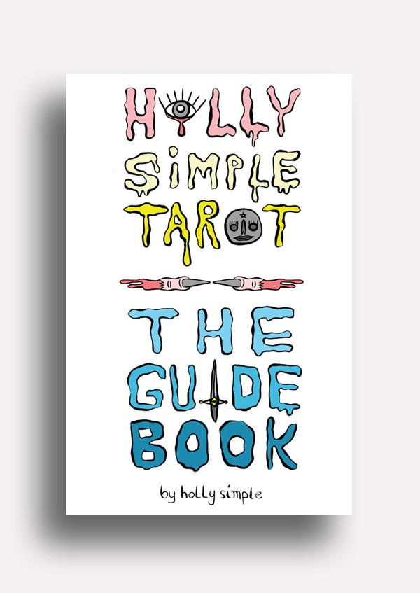 Holly simple tarot guide book