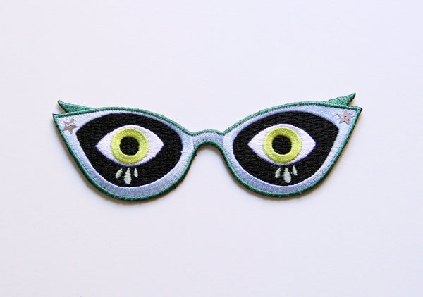 Scardey Cat Eye Patch