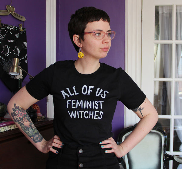 All of Us Feminist Witches Tee