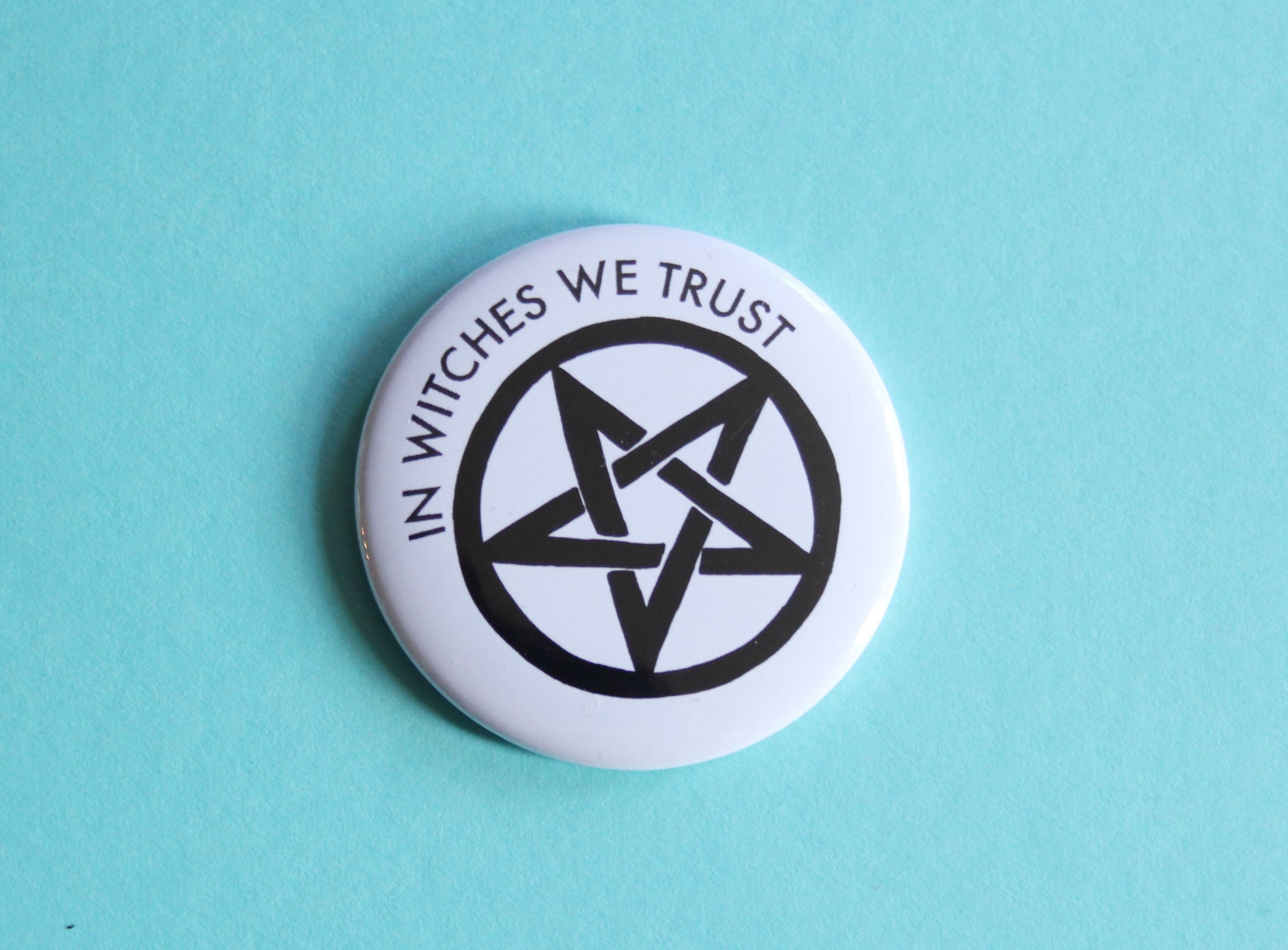 In Witches We Trust Magnet