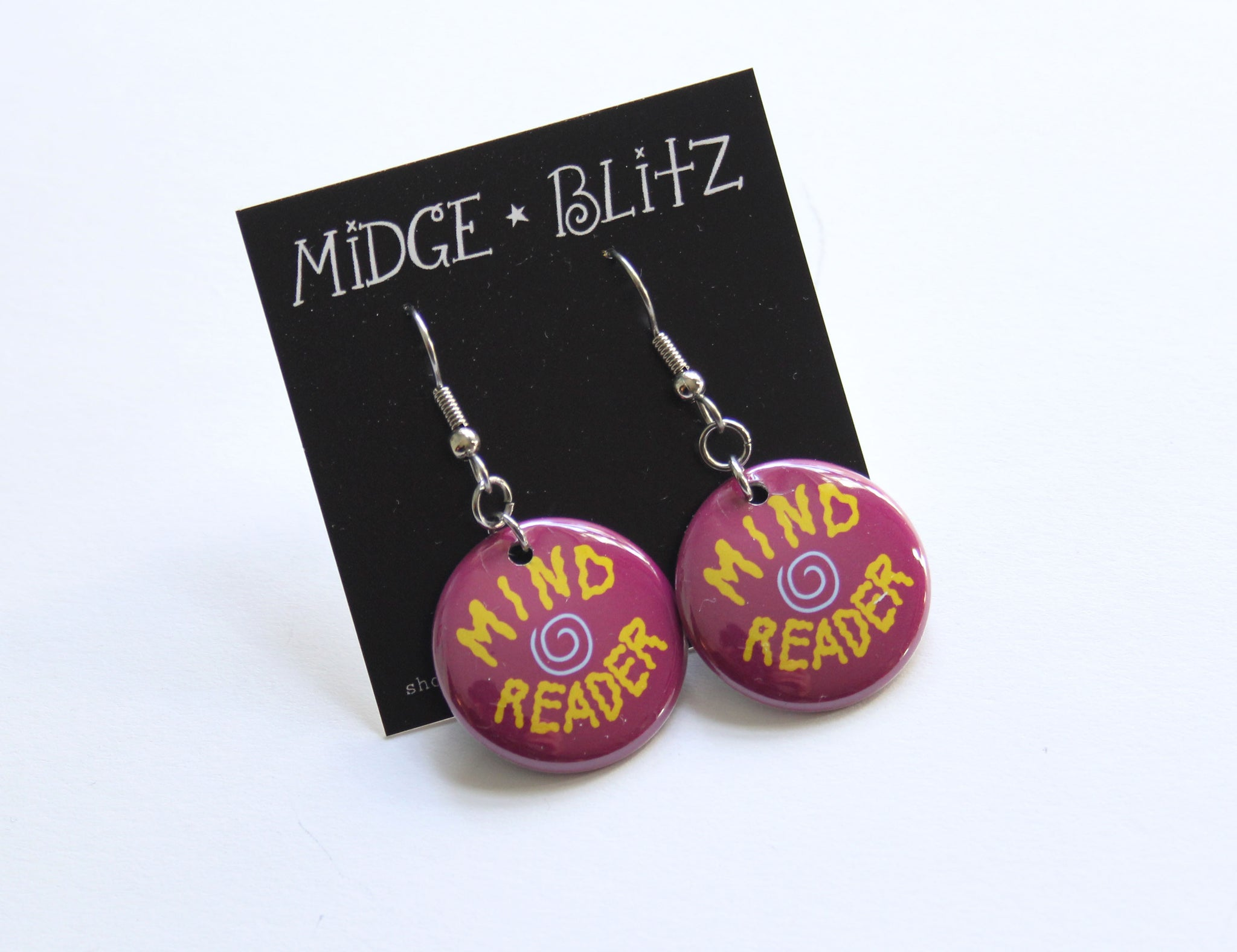 Mind Reader Earrings