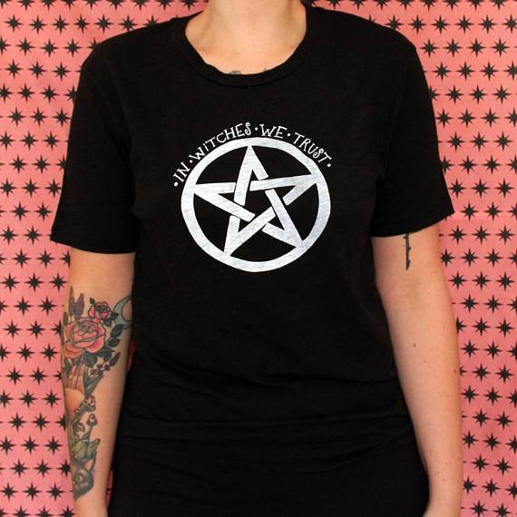 In Witches We Trust Tee