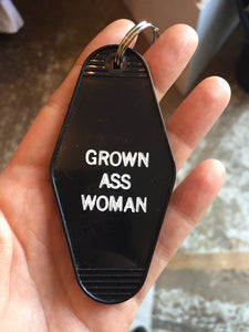 Grown keychain