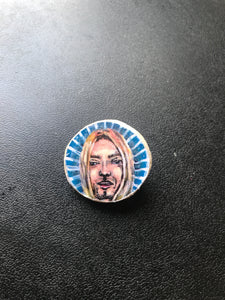 Kurt Wooden Pin