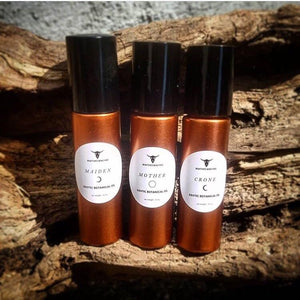 Bewitched boneyard perfume oils