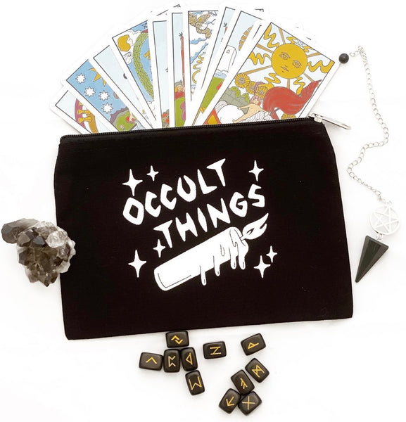 Occult Things Tarot Pouch