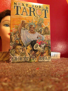 Next World Tarot ships in US only