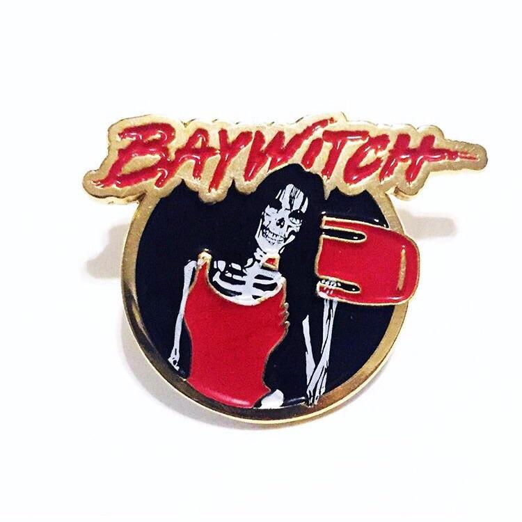 Baywitch Pin
