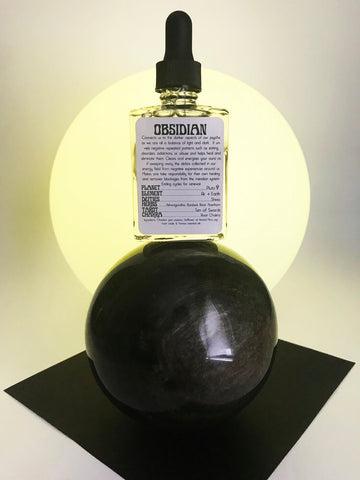 Moon Nectar Obsidian Gem Essence