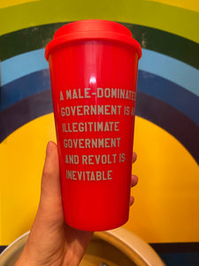 Male Dominated Government Mug