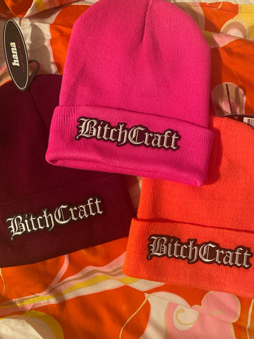 Bitch Craft Beanie