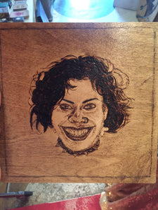 The Craft Wood Burning