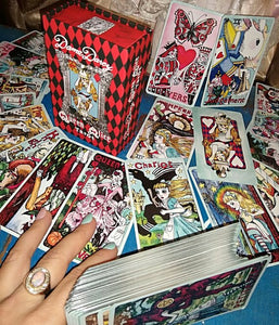 Dame Darcy Queen Alice Tarot Deck