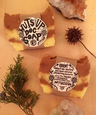 Bad Moon Botanicals Earth Soap