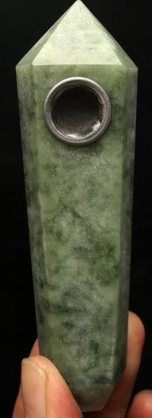 Crystal pipe