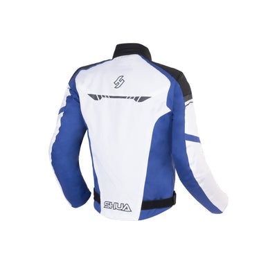 Shua Immortal Jacket impermeabile Blue