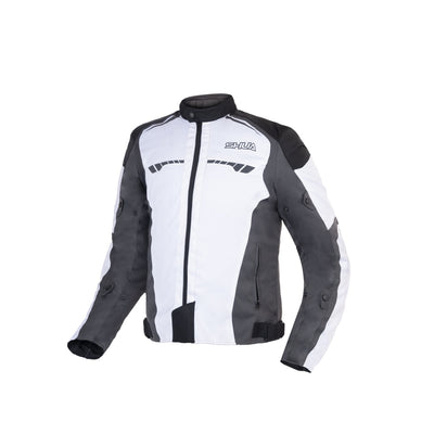 Shua Immortal Jacket impermeabile Bianco/Nero