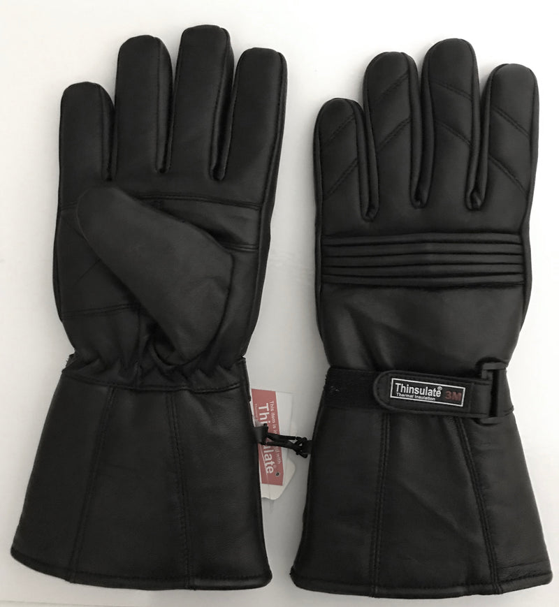 GUANTI 3M THINSULATE IN 100% PELLE PER INVERNO