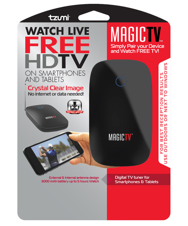 MagicTV Digital Tuner for Smartphones & Tablets